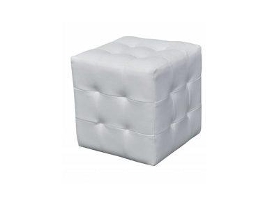Cubo trapuntato (pouf)
